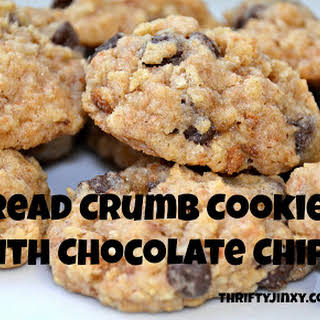 Bread Crumb Cookies Recipes.