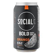 BOGO Social Lite Bold Orange
