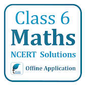 NCERT Solutions Class 6 Maths in English Offline