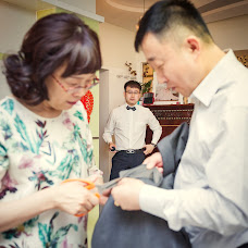 Wedding photographer Zhicheng Xiao (xiaovision). Photo of 16.02.2018