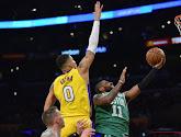 Topper tussen Boston Celtics en LA Lakers op het programma in de NBA, ook Milwaukee Bucks en Phoenix Suns komen in actie