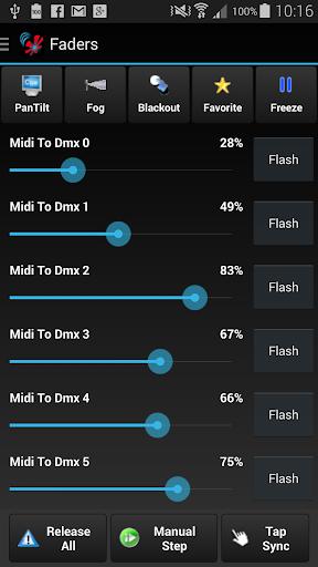 Freestyler Dmx Remote (WIFI) by Matt Roberts (Google Play, United