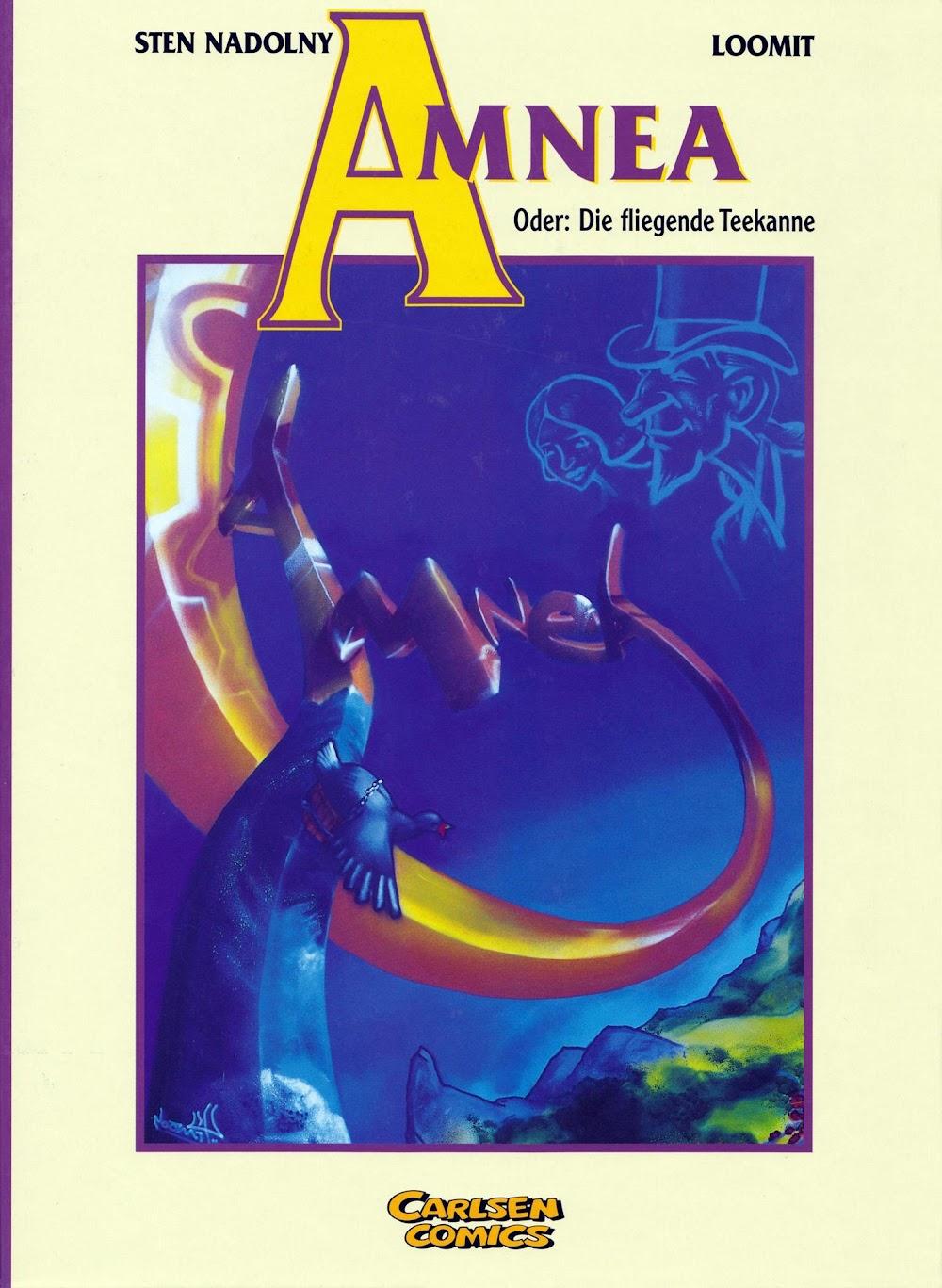 Amnea - Oder die fliegende Teekanne (2001)