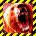 3D Hunting Grizzly Maze icon
