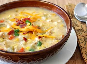 Mom's Corn Chowder