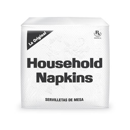 Servilletas Household Napkins 120Und