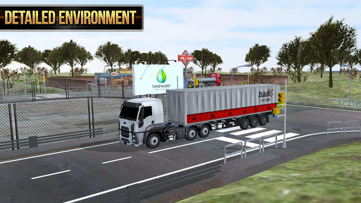 Euro Truck Driver 2018 : Truckers Wanted  captures d'u00e9cran 2