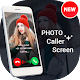 Photo Caller Screen HD - Full Screen Caller ID