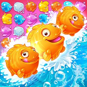 Русалочка три в ряд: сокровища океана