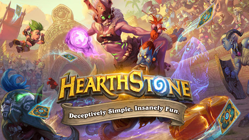 Hearthstone screenshots 1