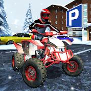 ATV Bike Parking Simulator 3D