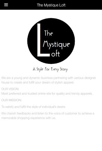 The Mystique Loft