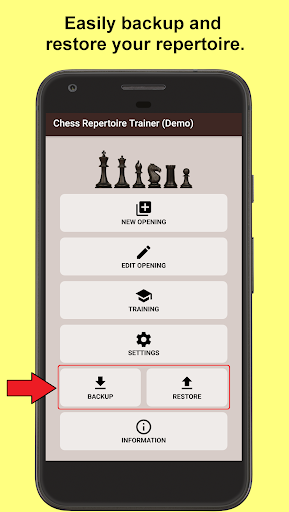 Chess Repertoire Trainer 1.5.3 gameplay | by HackJr.Pw 1