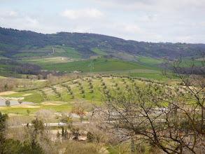 Photo: Tuscan hills surrounding Terme di Saturnia. More at  http://blog.kait.us/2013/03/terme-di-saturnia.html
