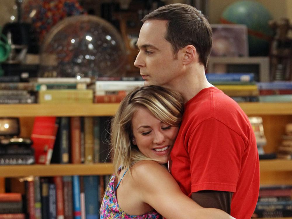 Image result for penny and sheldon