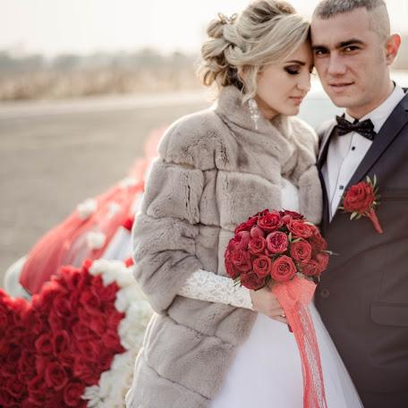 Wedding photographer Darya Zvyaginceva (NuDa). Photo of 09.11.2017
