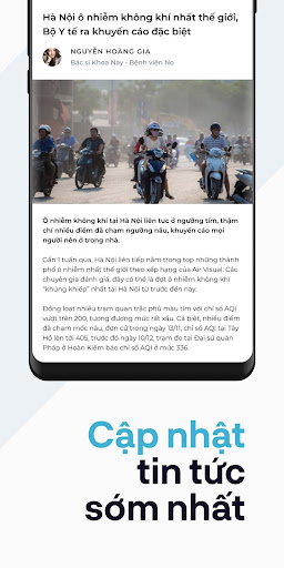 ViDoctor - Y Tế Thông Minh 0.6.3 screenshots 2