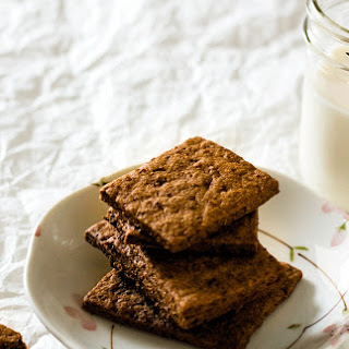 Cinnamon Whole Wheat Graham Crackers