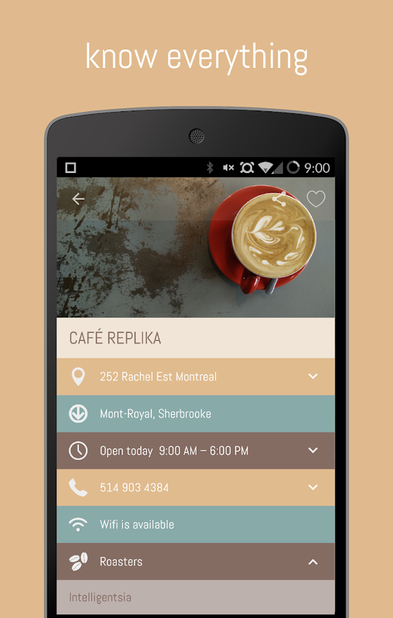 Adbeus Coffee- screenshot