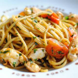 Lobster Pasta.