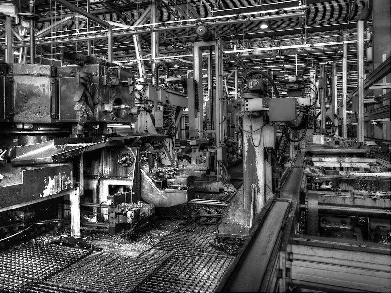 Disordine in fabbrica di bepi1969