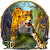 Angry Jaguar Forest 3D Launcher Theme file APK Free for PC, smart TV Download