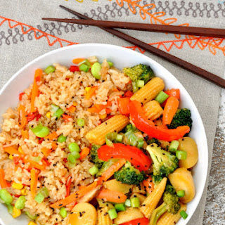 Asian Style Mixed Vegetables Recipes.
