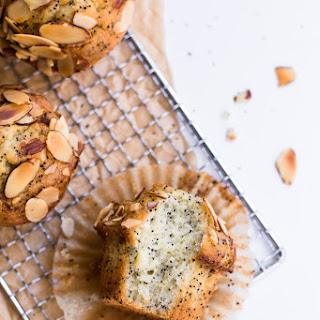 The Best Ever Healthy Almond Poppy Seed Muffins (Gluten-Free & Dairy-Free) Recipe
