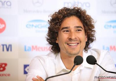 """Ochoa avant Belgique-Mexique: """"Vous allez peut-être jouer contre les futurs champions du monde"""""""