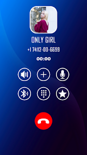 Video call only girl - náhled