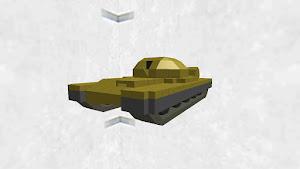オリジナル戦車の車体
