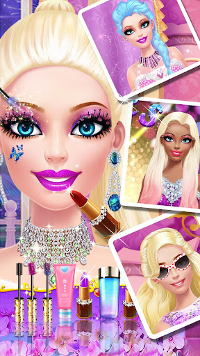 Doll Makeover Salon screenshots 18