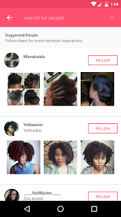 Tress - Hairstyle Inspiration- screenshot thumbnail
