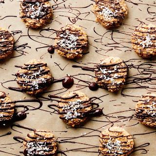 No-Bake Butterscotch-Coconut Cookies