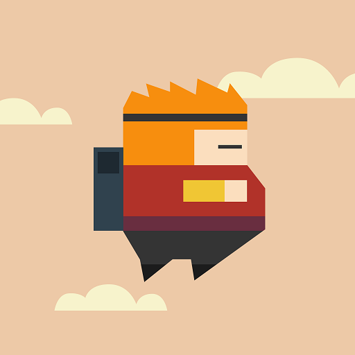 Captain Rocket Icon