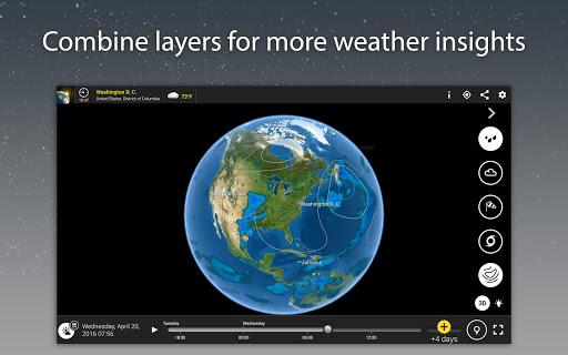 MeteoEarth screenshot 12