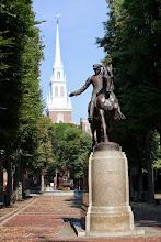 Photo: Paul REVERE patriote de la révolution américaine