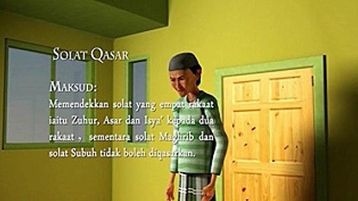 Solat Qasar
