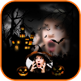 Spooky Halloween - Frames and Stickers icon
