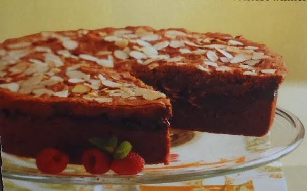 Chewy Chocolate Raspberry Cake Recipe