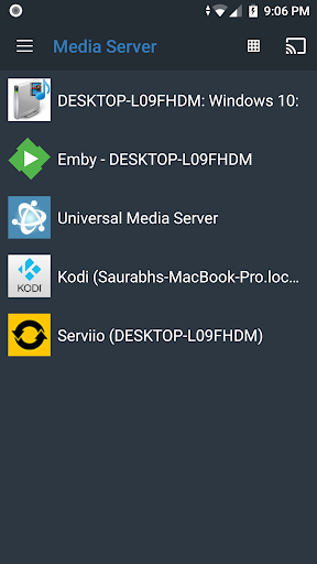 All Screen Video Cast Chromecast,DLNA,Roku,FireTV 1.3.2.251 screenshots 6