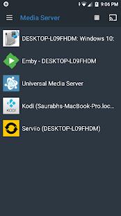 All Screen (Chromecast, DLNA, Roku, Fire TV) Screenshot