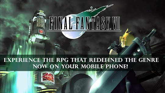 FINAL FANTASY VII MOD Apk 1.0.29 (Unlocked) 1