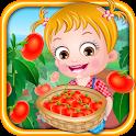 Baby Hazel Tomato Farming icon
