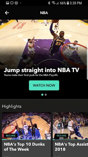 Spark Sport screenshot 1