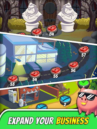Tap Empire: Idle Tycoon Tapper & Business Sim Game android2mod screenshots 10