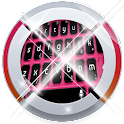 Pink Party Keyboard icon