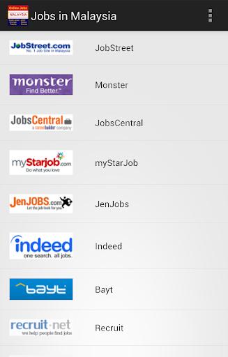 Jobs in Malaysia Kuala Lumpur