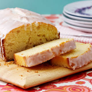 Lemon Pound Cake With Lemon Glaze Recipes.