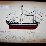 Macau - Dutch Battle Ship in Macau, , Macau SAR